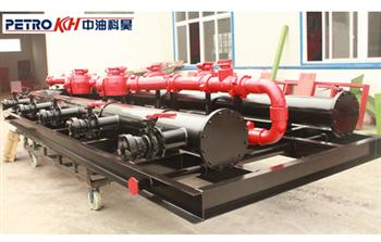 Manifold Skid,China Manifold Skid for Oil and Gas Fracturing